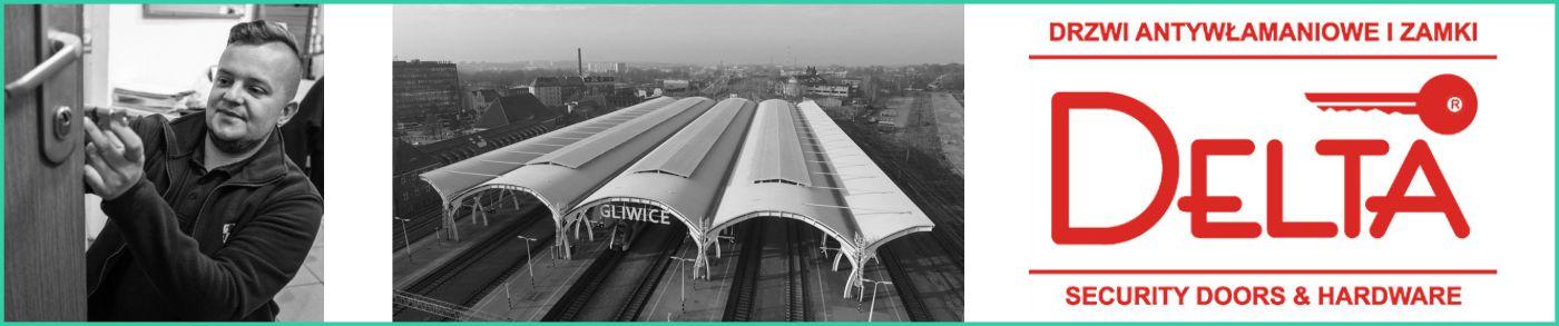 Wymiana zamka Delta Gliwice
